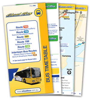 2009 timetables